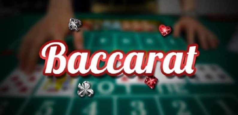 Live baccarat online casino: enjoy the baccarat game with pleasant bonuses